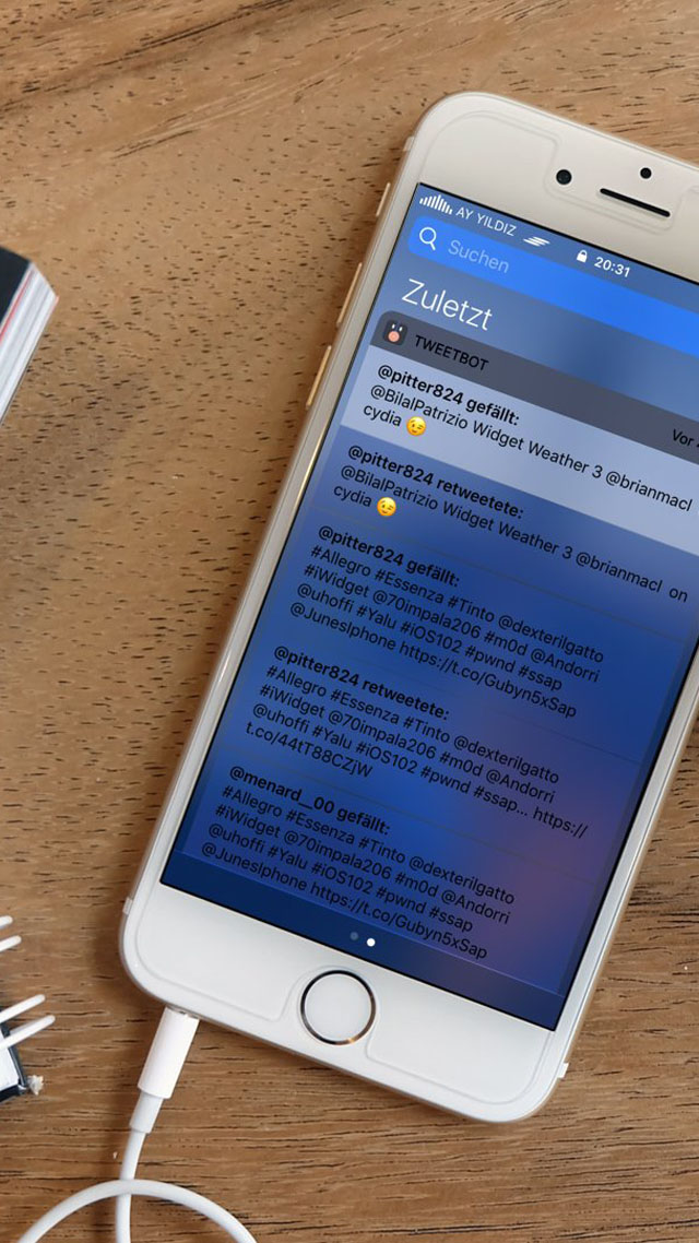 SpiritOfLogic - iOS jailbreak tweaks for your lifestyle